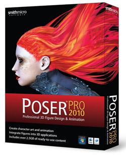 Poser Pro 2010